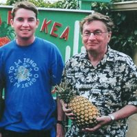 Dad and Conor Hawaii Featured
